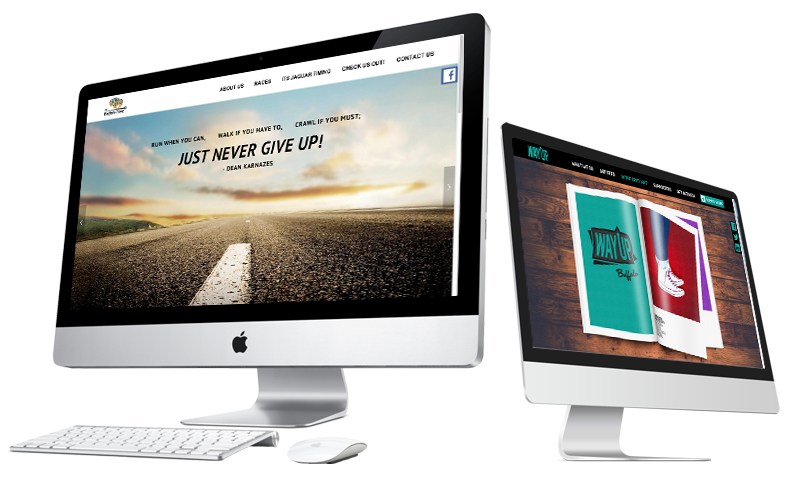 SB Marketing Website Design and Web Development
